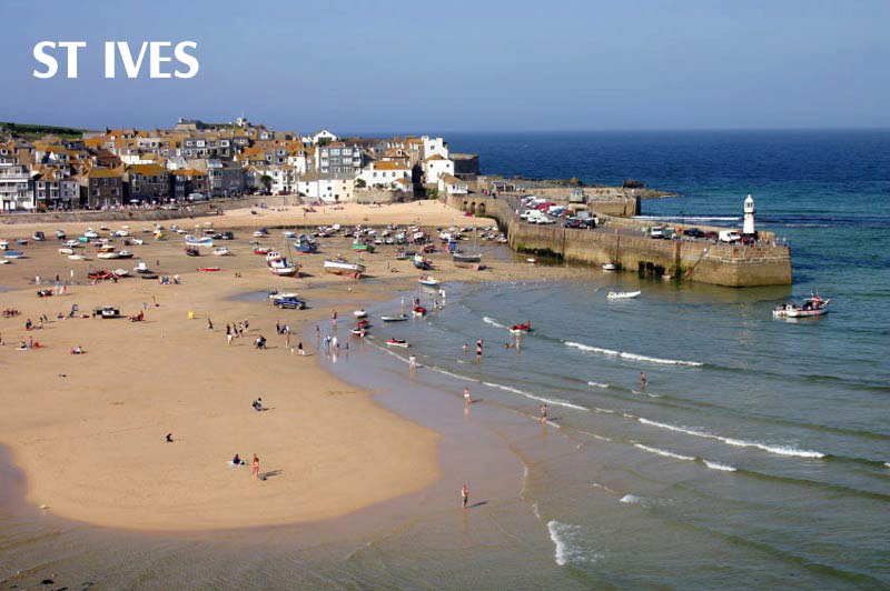 Holidays In St Ives Cornwall St Ives Online Holiday